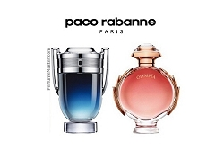 Paco & Rabanne Invictus Legend and Olympea Legend