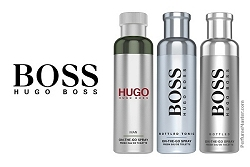 Boss Bottled, Tonic,Hugo Man New On-The-Go Spray Bottle Editions