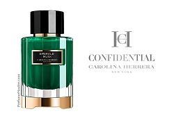 Carolina Herrera Confidential Emerald Musk New Fragrance
