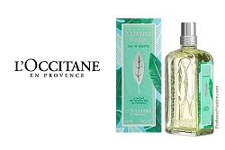 L'Occitane Verbena Collection Verveine Sorbet New Fragrance