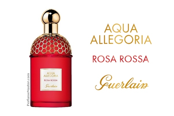 Guerlain Aqua Allegoria Rosa Rossa Chinese New Year Limited Edit