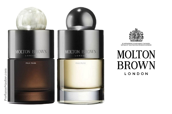 Molton Brown Milk Musk Perfume Collection