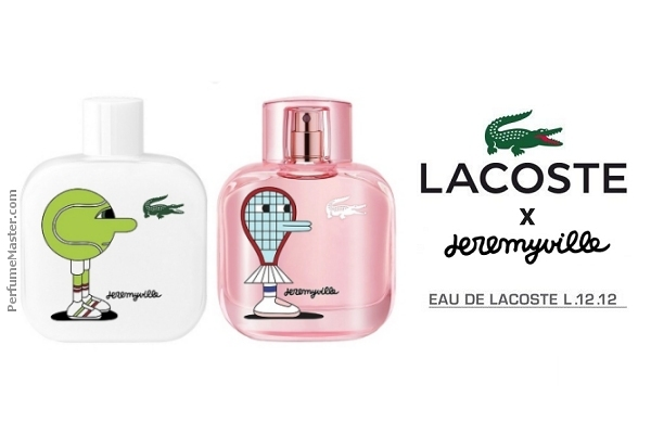 Lacoste Jeremyville L.12.12 Pure Sparkling Collector Editions