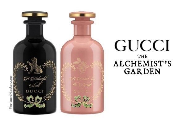 Gucci Alchemist's Garden Chant for the Nymph Midnight Stroll