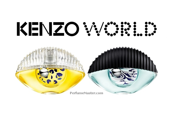 New Kenzo World - World Power Wild Collector Edition Fragrances