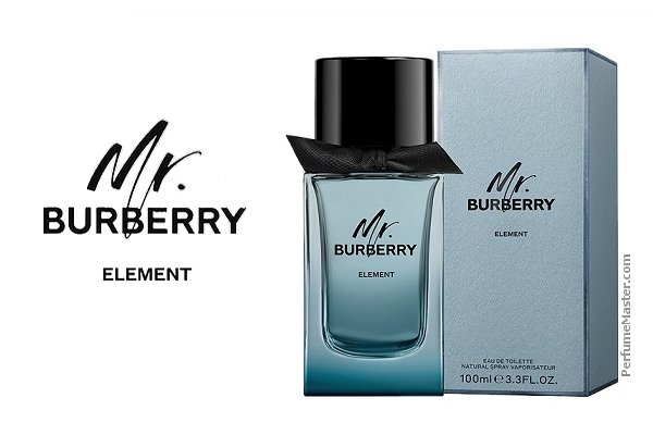 Mr Burberry Element New Fragrance