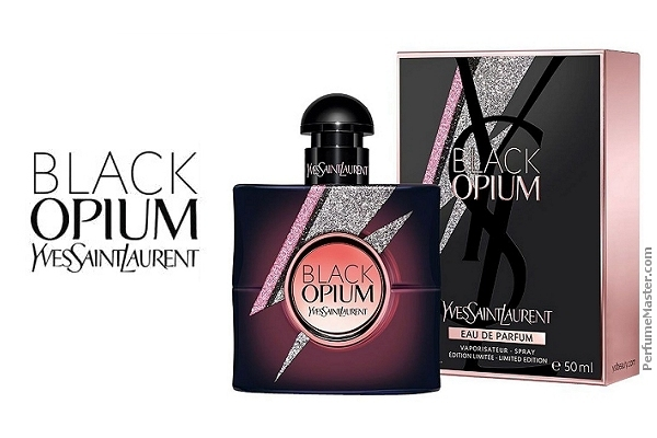 Yves Saint Laurent Black Opium Storm Illusion Limited Edition