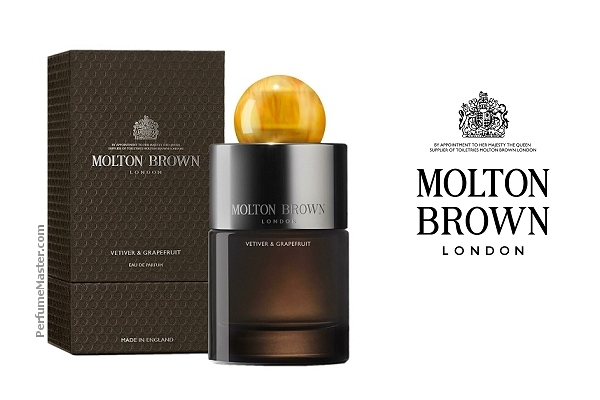 Molton Brown Vetiver & Grapefruit Eau De Parfum