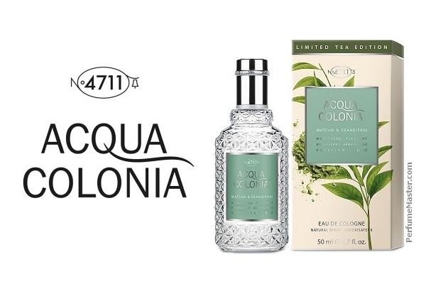 4711 Acqua Colonia Matcha & Frangipani Limited Edition