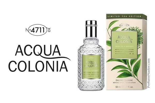 4711 Acqua Colonia Green Tea & Bergamot Limited Edition 2020