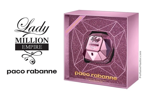 New Paco Rabanne Lady Million Empire Collector Edition 2020
