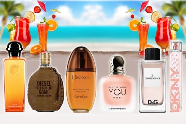 Delicious Summer Fruits in Fragrances you will adore