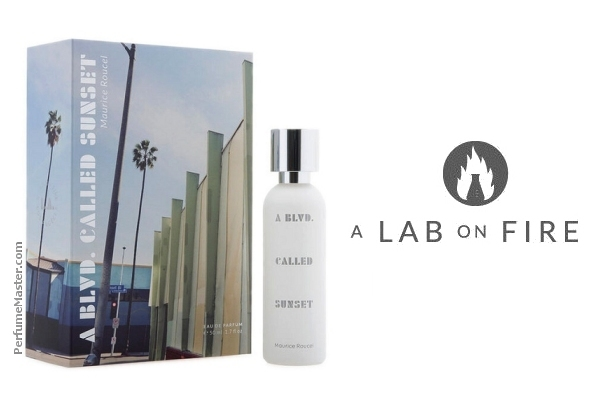 A Lab on Fire A Blvd Called Sunset New Fragrance