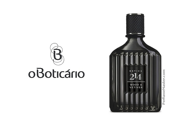 Botica 214 Wood and Vetiver O Boticario New Fragrance