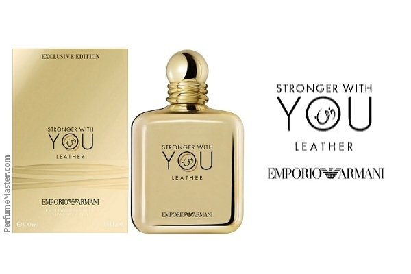 Emporio Armani Stronger With You Leather Exclusive Edition