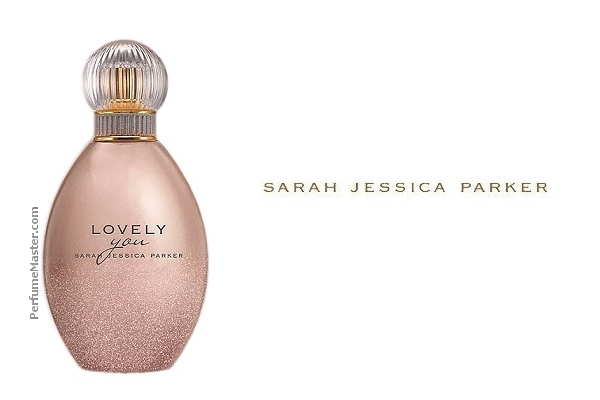 Sarah Jessica Parker Lovely You New Fragrance