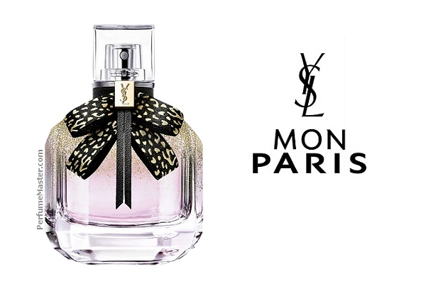 YSL Mon Paris Christmas Collector 2020 Limited Edition
