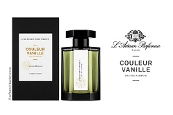 L'Artisan Couleur Vanille New Perfume
