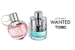 New Azzaro Wanted Girl and Wanted Tonic Editions