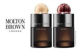 Molton Brown Jasmine Sun Rose and Suede Orris EDP Editions