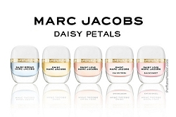 Marc Jacobs Daisy Petals Pocket Size Ready To-Go Editions