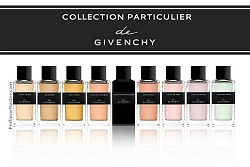Givenchy Collection Particulier New Perfumes