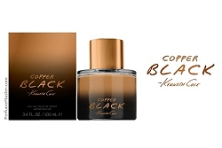 Kenneth Cole Copper Black New Fragrance