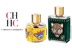 Carolina Herrera CH Beauties and CH Beasts New Limited Editions