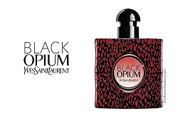 Black Opium Christmas Collector 2020 Holiday Edition YSL