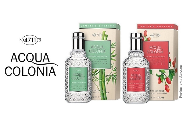 4711 Acqua Colonia Goji & Cactus Extract Bamboo & Waterm