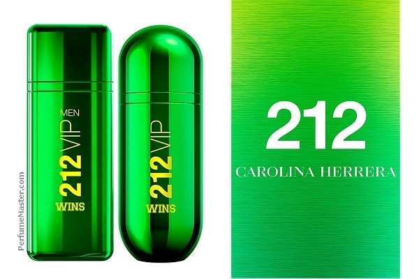212 VIP Wins 212 VIP Men Wins Limited Edition Carolina Herrera