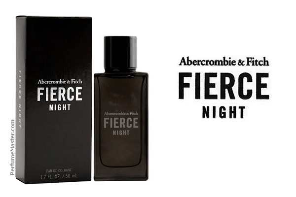 Fierce Night New Abercrombie & Fitch Fragrance