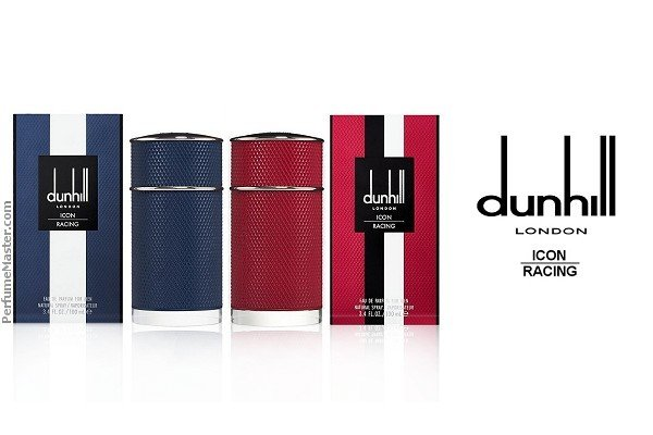 Dunhill Icon Racing Red and Icon Racing Blue Special Editions
