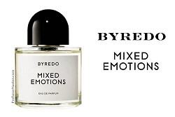 Byredo Mixed Emotions New Fragrance